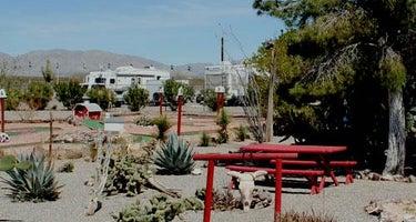 Desert Vista KOA Campground