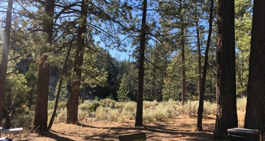 Horse Flats Campground