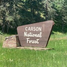 Camp Signage