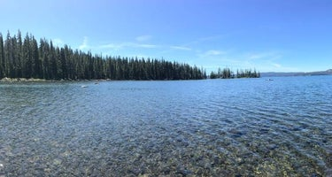 Islet Campground