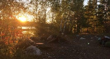 Crane Lake Primitive Campgrounds