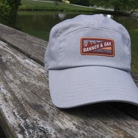 Banner & Oak Hat!