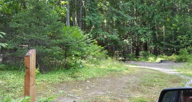 Trout Lake Campground