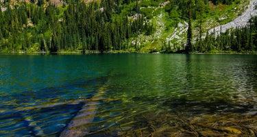 Rainbow Lake Campground