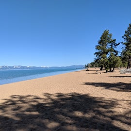 Nevada beach is awesome