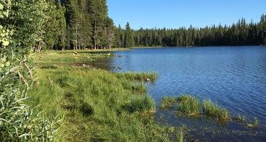 Rucker Lake Campground