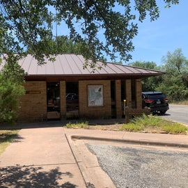 Office and Ranger Station