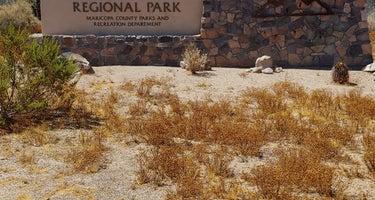 Estrella Mountain Regional Park