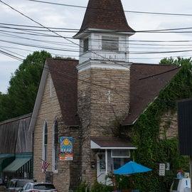 Cathedral Cafe, Fayetteville, WV