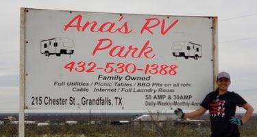 Ana's RV Park
