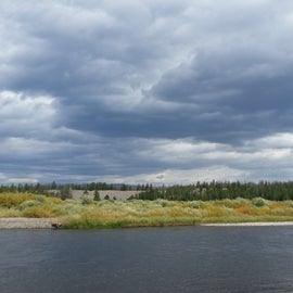 Madison River fishing - bring your flyrod!
