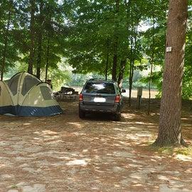 18 Pemi River Campground