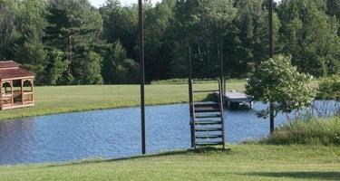 Crystal Pond at Hogan's Landing