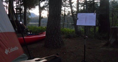 Goose Lake Campground