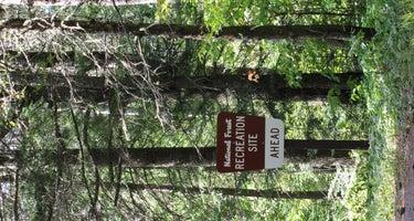 Baker Lake Rustic Campground