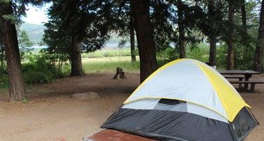 Graham Creek Campground
