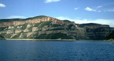 Afterbay - Bighorn Canyon National Rec Area