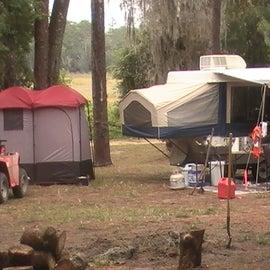 Camping Ocala
