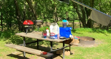 Aitkin County Campground
