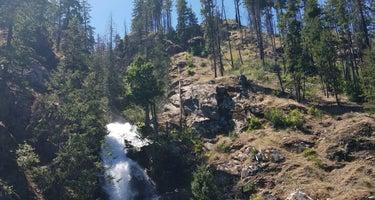 Domke Falls Campground