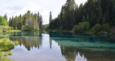 Jackson F. Kimball State Recreation Site
