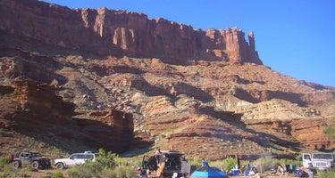 Hardscrabble Bottom: Backcountry Campsites