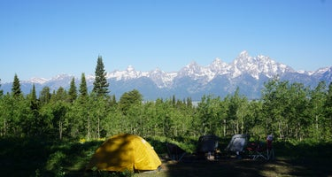 Shadow Mountain Dispersed Camping