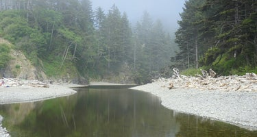 Mosquito Creek Camping