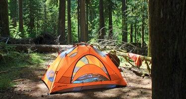 Ipsut Creek Camp