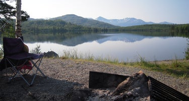 Lower Ohmer Lake Campground
