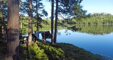 Topper Lake Campsite