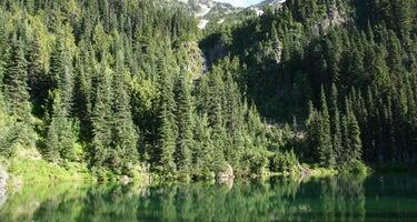 PJ Lake Backcountry Camping