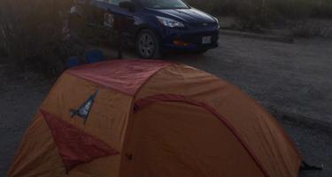 Ocotillo Grove - Primitive Campsite