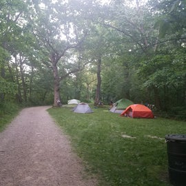 Group Campsite G4