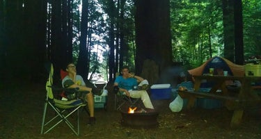 Cascade River Rustic Campground