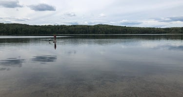 Avery Lake State Forest Campground
