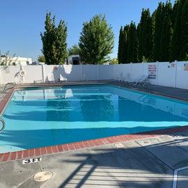 Pool open seasonally till 10pm