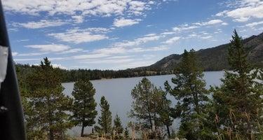 Louis Lake Campground