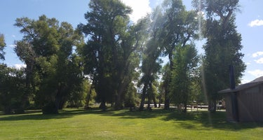 Barretts Station Park Campground
