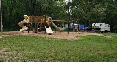 Roberts Creek West Campground