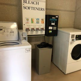 Laundry - wash and dry for $3