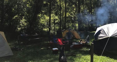 Hune Bridge Campground