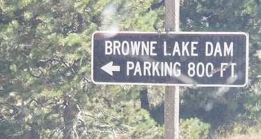 Browne Lake Campground