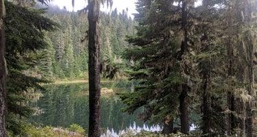 Golden Lakes Backcountry Campsites