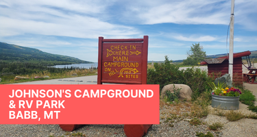 Johnson's of St Mary Campground & RV Park
