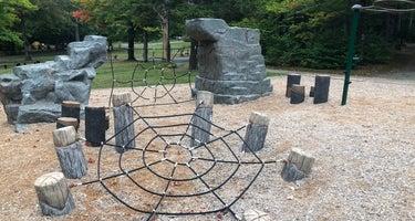 Lafayette Place Campground - Franconia Notch State Park