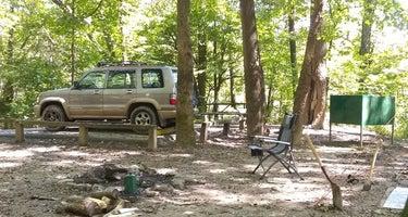 Rock Creek Campground (tn)