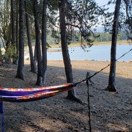 Excellent hammock time