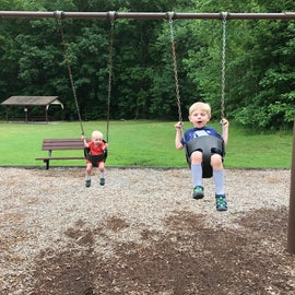 There are a bunch of great playgrounds!
