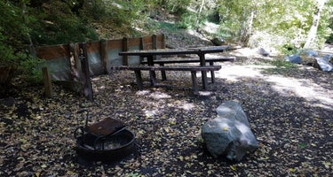 Intake Campground